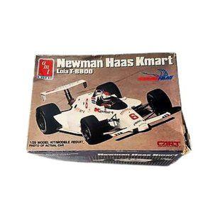Newman Haas Kmart Lola T-8800 1:25 Model Kit 1989